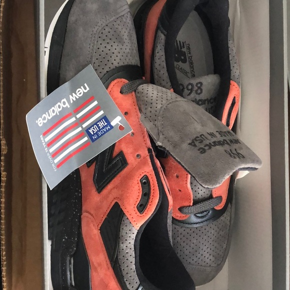 huge selection of 057fd e0829 Todd Snyder NewBalance sneakers. Sunset 998
